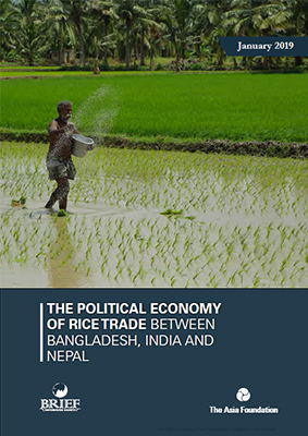 The Political Economy of Rice Trade Between Bangladesh, India and Nepal